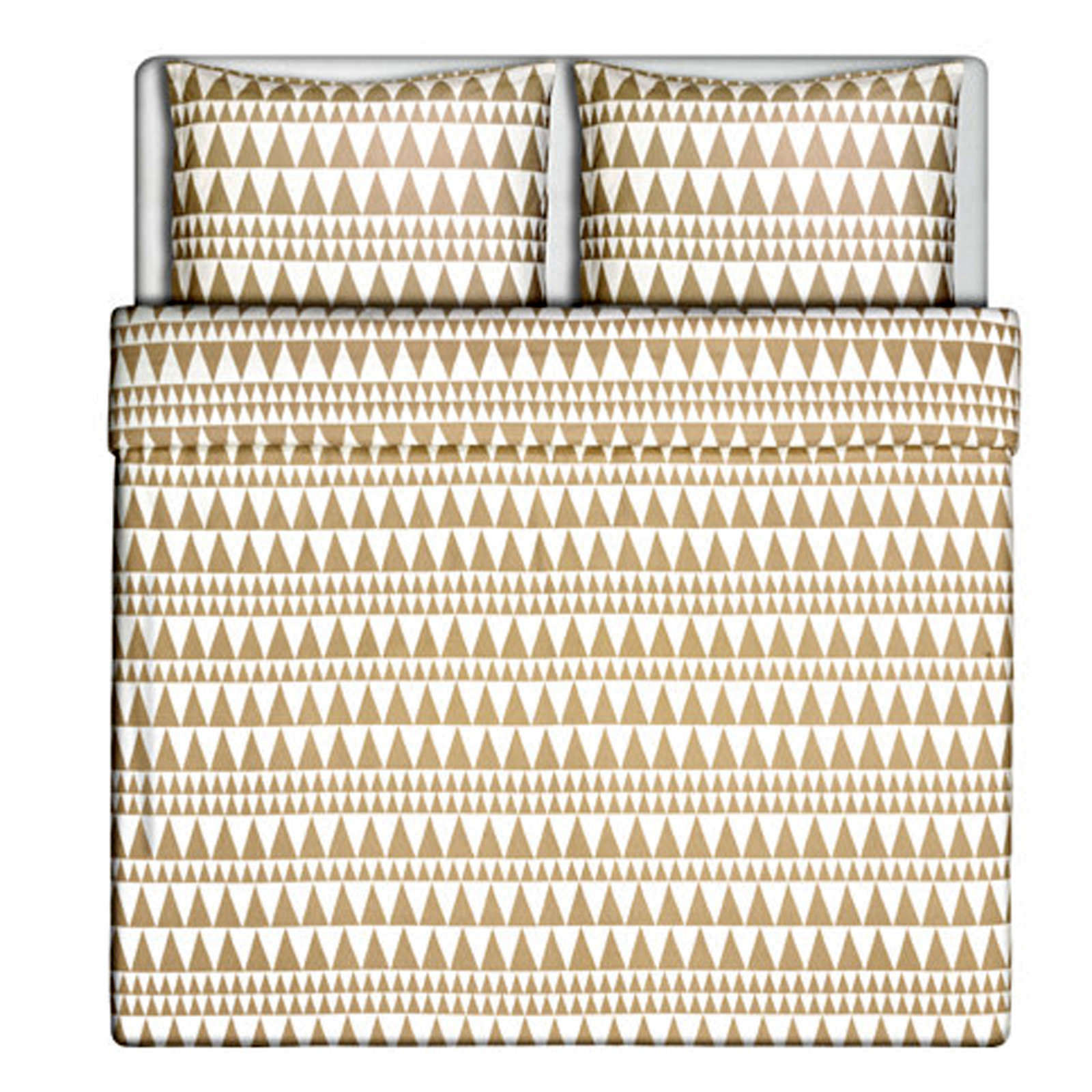 ikea blasuga 3 tlg winter bettw sche set 240 220 cm warm bettbezug beige neu ovp traumfabrik xxl. Black Bedroom Furniture Sets. Home Design Ideas