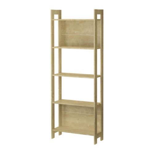 Holz wandregal ikea  IKEA Regal Wandregal Lagerregal Bücherregal Kellerregal Holz ...