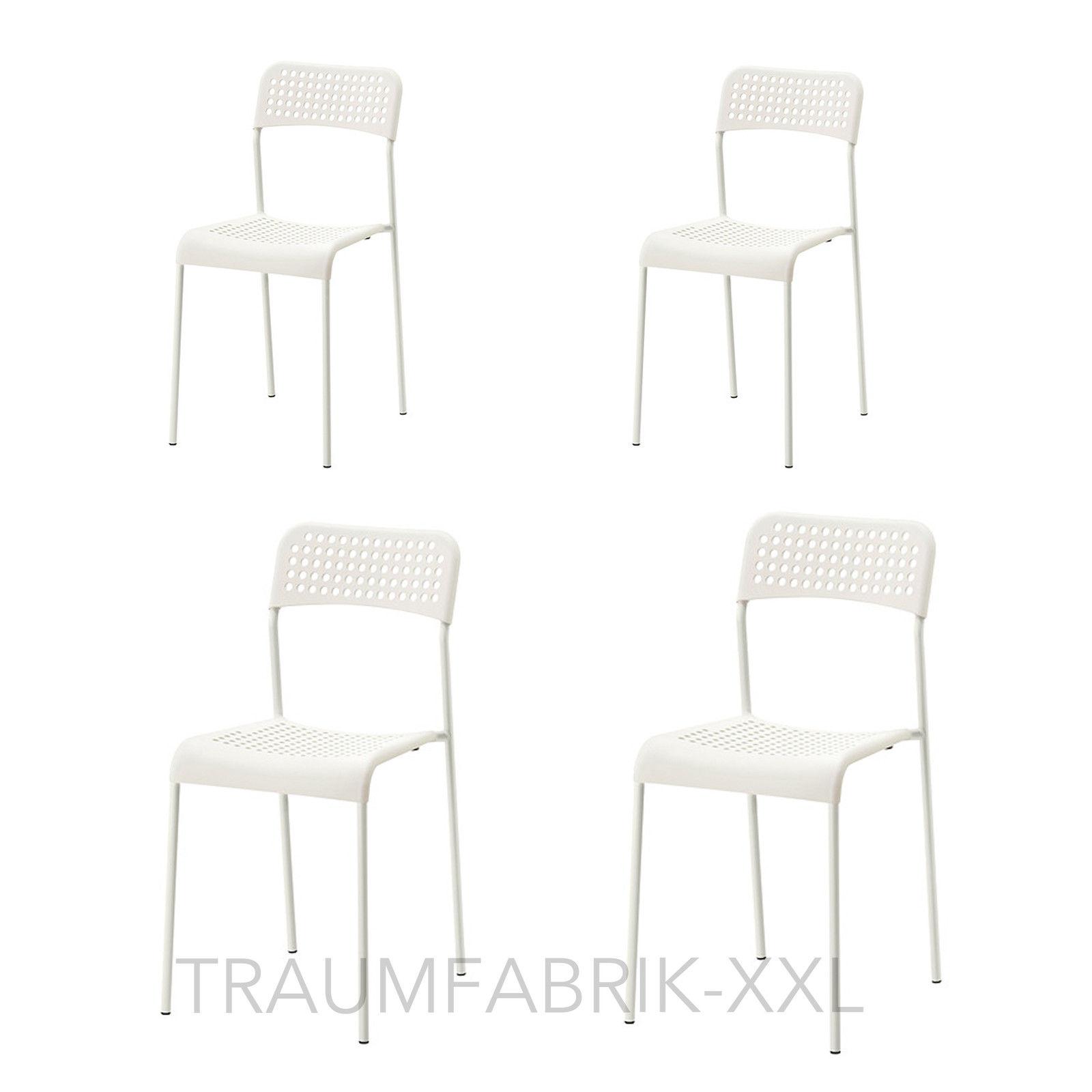 Wunderbar Küchen Und Esszimmerstühle Galerie Von 4x-weie-esszimmersthle-essgruppe-stuhlgruppe-sitzgruppe-kchen-stuhl-
