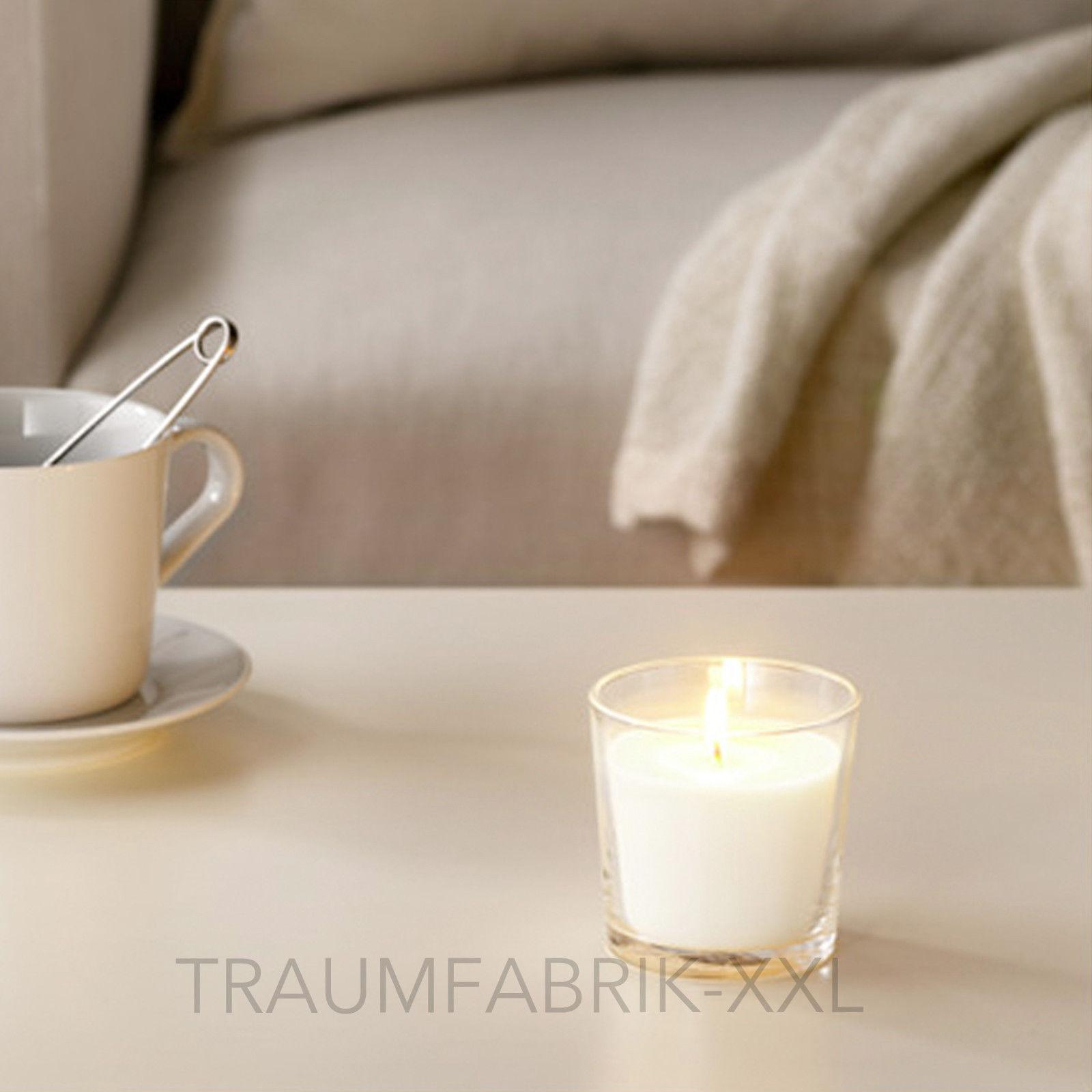 Ikea Kerzen Im Glas ikea sinnlig duftkerze im glas 7 5 cm kerze duft süße vanille 25 std