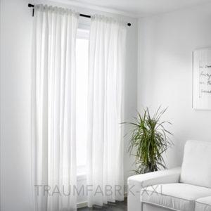 ikea vivan gardinen vorh nge 2 schals schlaufenschal. Black Bedroom Furniture Sets. Home Design Ideas