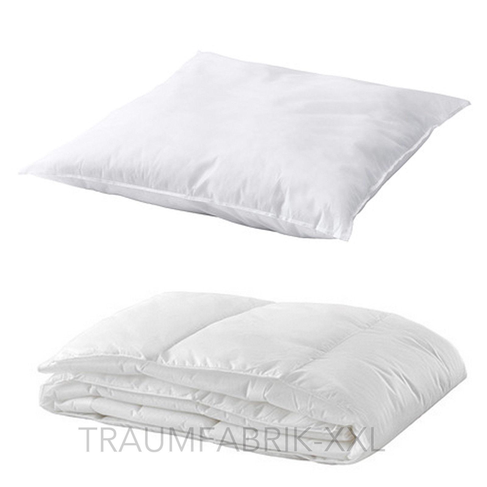 ikea 2er bettenset 1 bettdecke mysa 140 200 cm. Black Bedroom Furniture Sets. Home Design Ideas