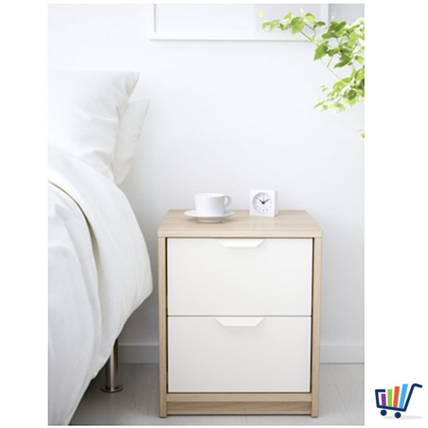 nachttisch schrank perfect kommode kommode cm breit elegant schmale kommode weiss holz weis. Black Bedroom Furniture Sets. Home Design Ideas