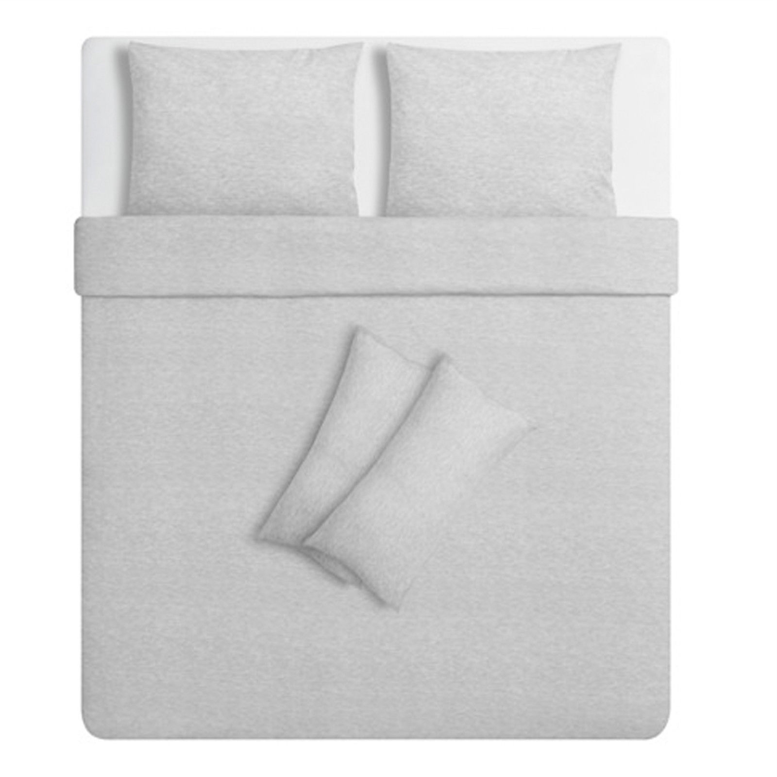 Ikea Bettwasche Bettwascheset Blasstarr 5 Teilig 80 80 Cm 240 220 Cm