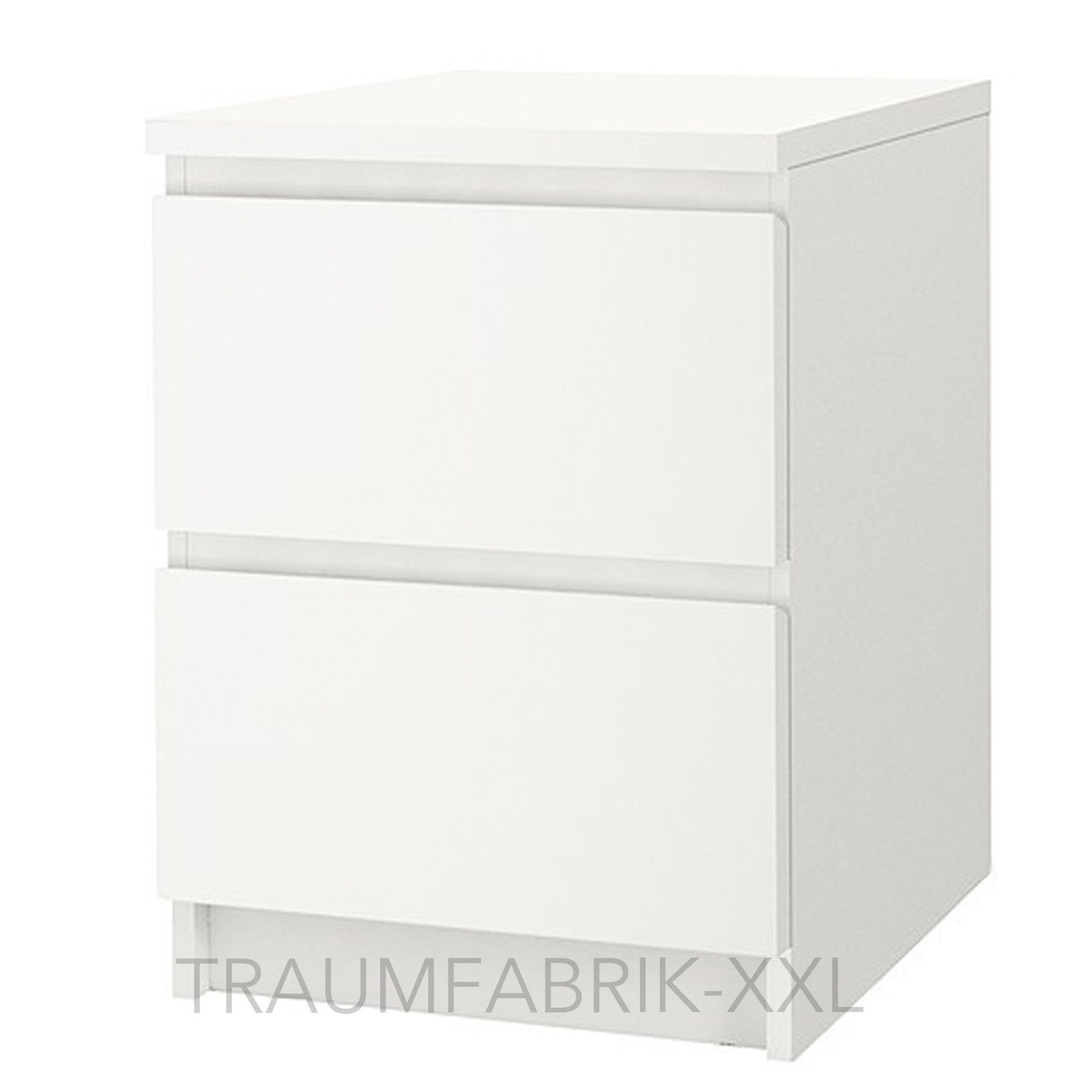 Nachttisch schrank fr great awesome good bett nachttische for Malm kommode grau