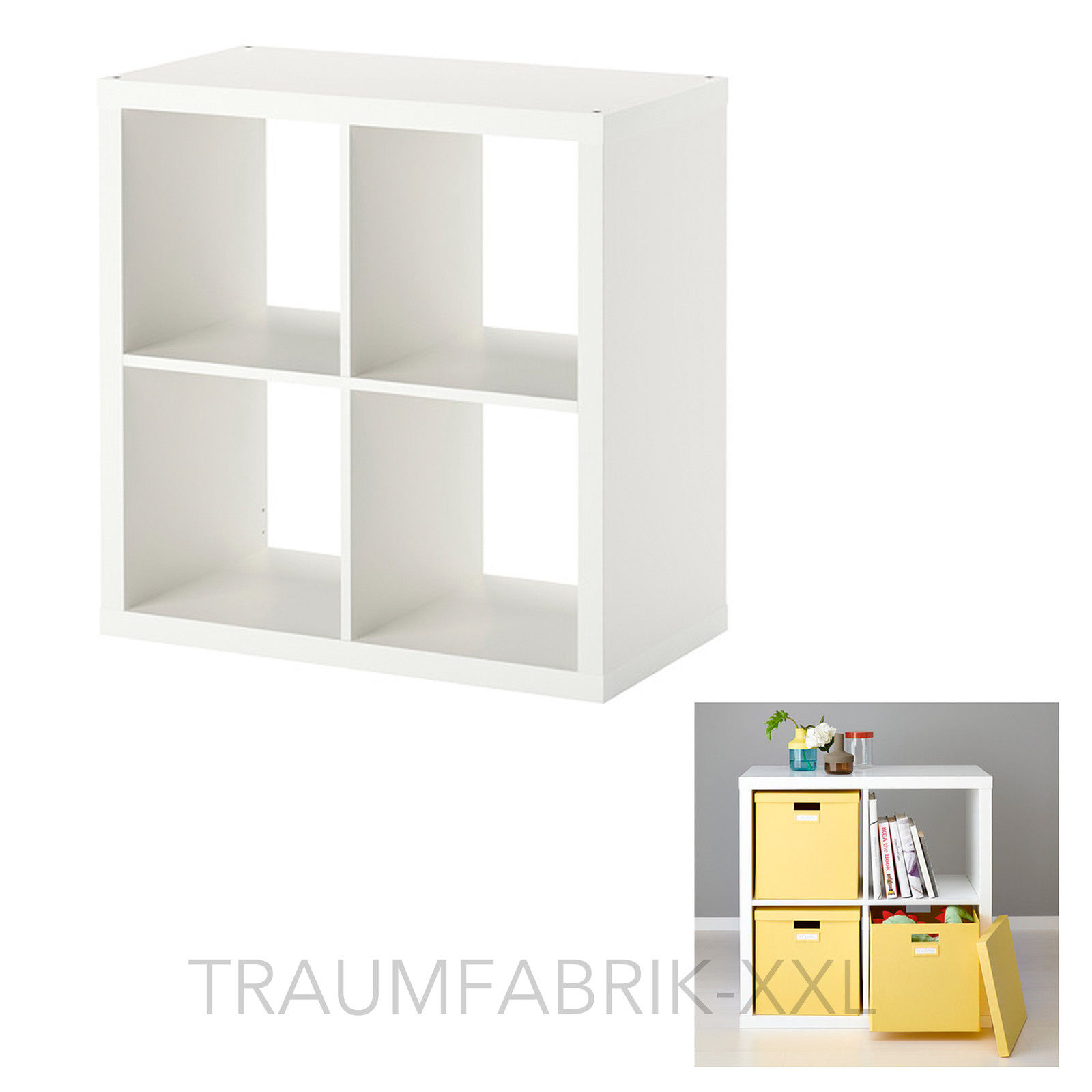 ikea regal regale weiß ( 77 x 77cm ) wandregal bücherregal