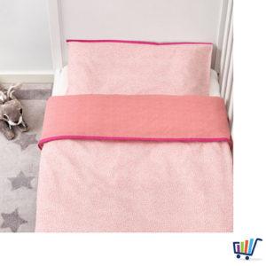 Baby Bettwäsche Ikea ikea klämmig bettwäsche 110 125 35 55 cm 2 tlg bettwäscheset baby
