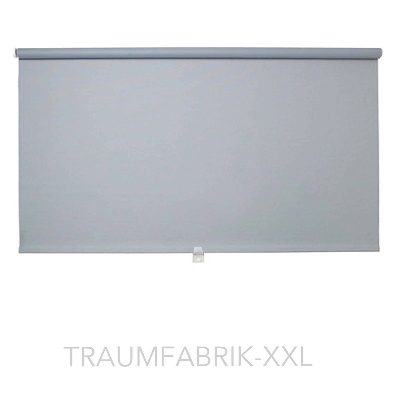 ikea tupplur verdunklungsrollo in grau 120 x 195 cm. Black Bedroom Furniture Sets. Home Design Ideas