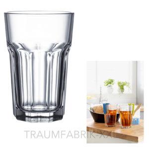 1 glas ikea 350ml saftgl ser cocktailgl ser wassergl ser trinkgl ser glas set traumfabrik xxl. Black Bedroom Furniture Sets. Home Design Ideas