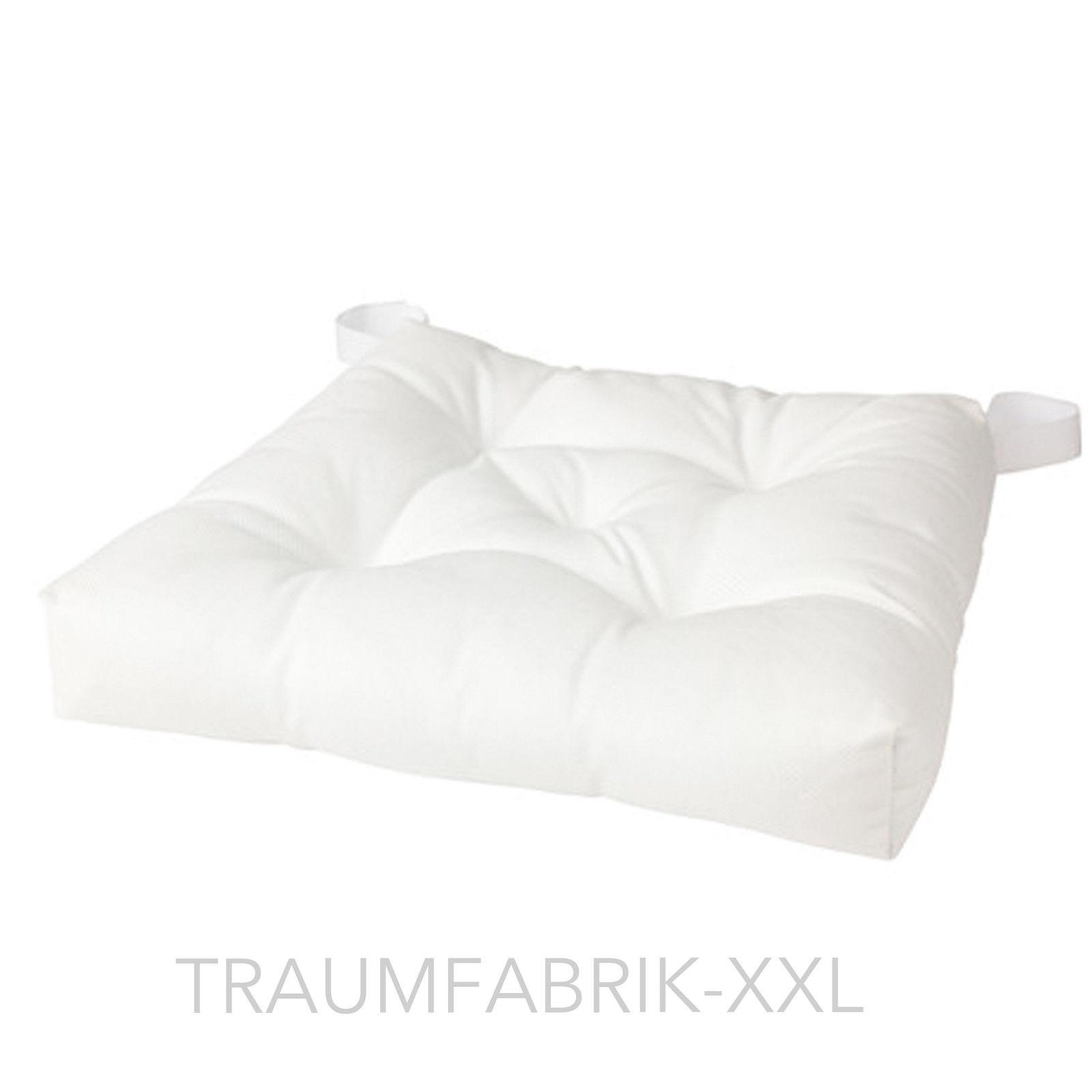 Ikea Stuhlkissen ikea sitzkissen stuhlkissen softkissen kissen ca 40 40 cm 7cm