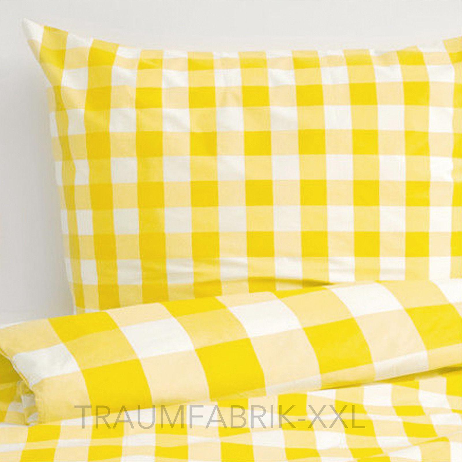 IKEA SVEDSTARR Bettwäsche Set 240x220cm Bettbezug Kopfkissenbezug ...