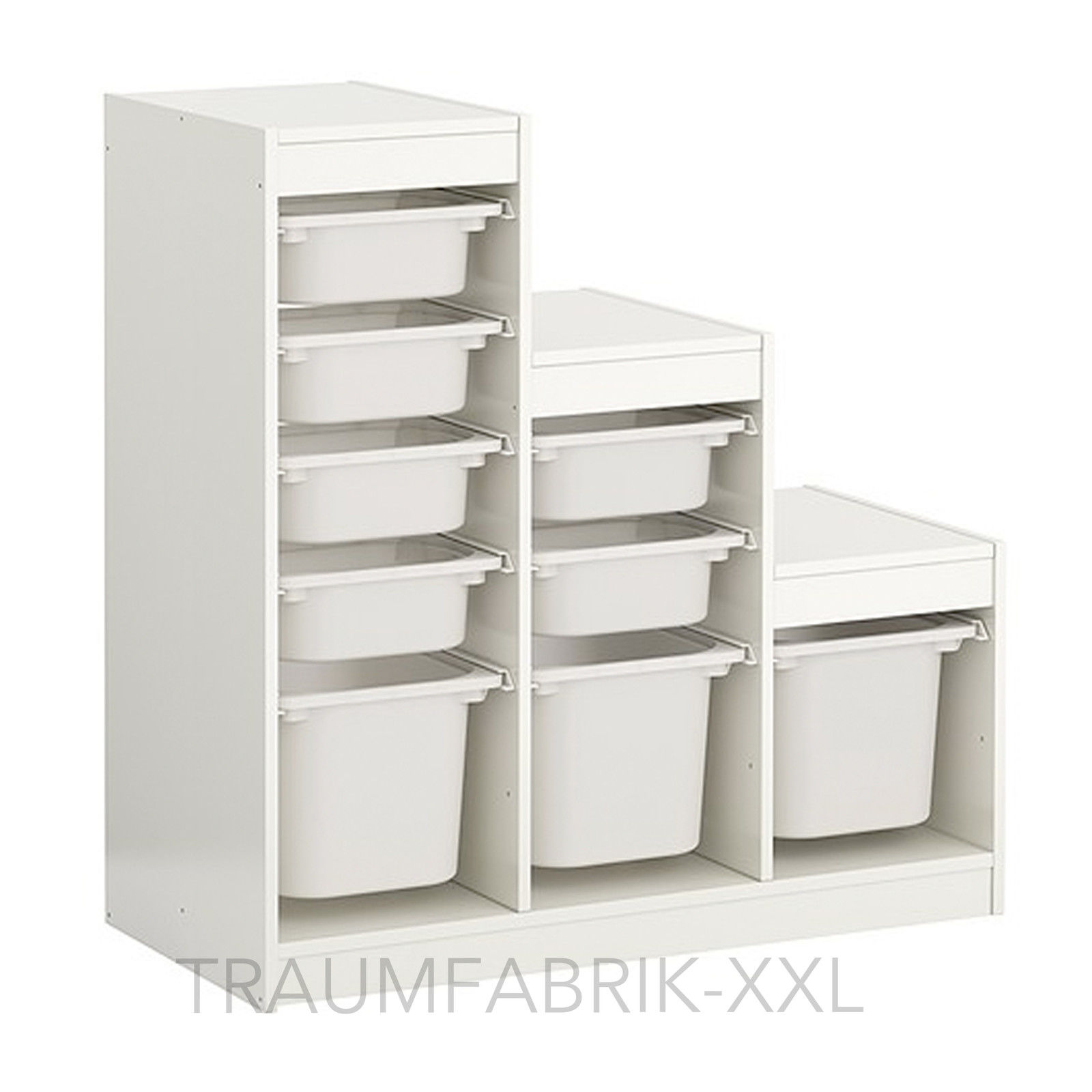 ikea spielzeugkiste spielzeugtruhe kinderm bel kinderregal regal aufbewahrung traumfabrik xxl. Black Bedroom Furniture Sets. Home Design Ideas