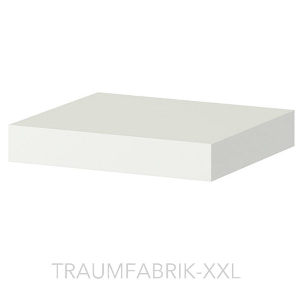 ikea designer wandregal 30 26 cm regal wei lounge ablage b cherregal neu ovp traumfabrik xxl. Black Bedroom Furniture Sets. Home Design Ideas