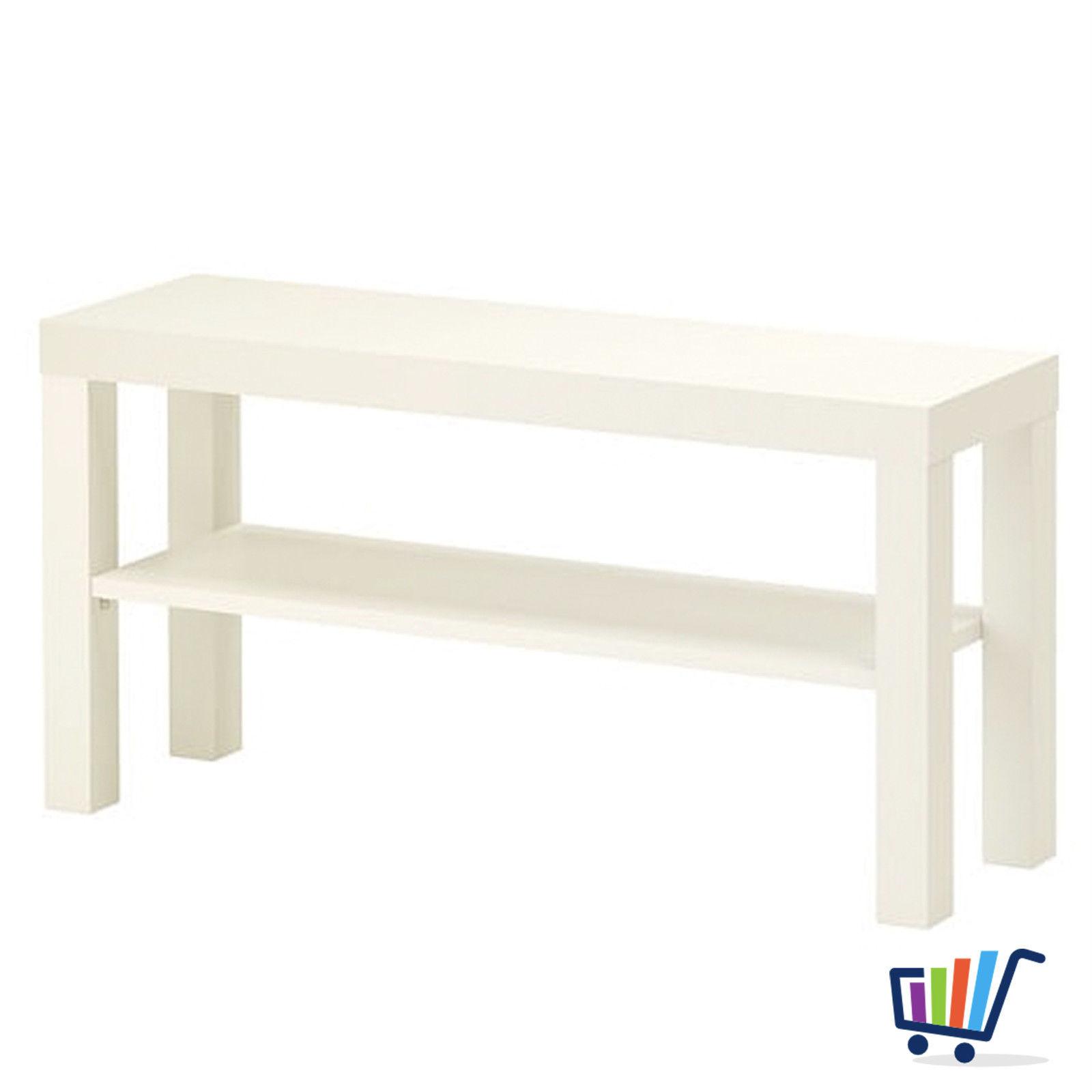 ikea lack tv-bank weiß 90×26 cm fernsehtisch lowboard hifi regal