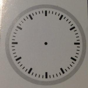 Wandtattoo mit Uhrwerk – Traumfabrik XXL