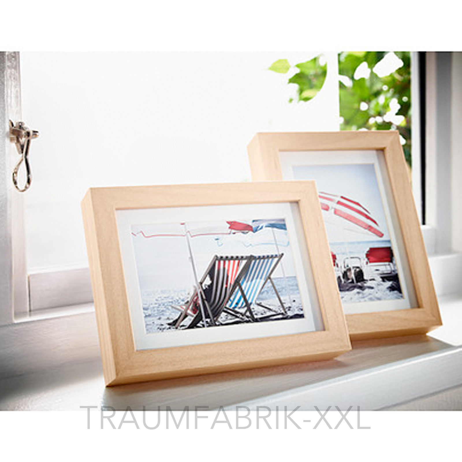 Bilderrahmen 13×18 cm Birke Holzbilderrahmen Holzrahmen Rahmen ...