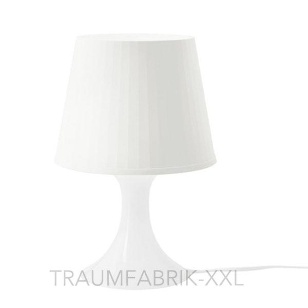 ikea lampan lampe leuchte tischleuchte wei tischlampe. Black Bedroom Furniture Sets. Home Design Ideas