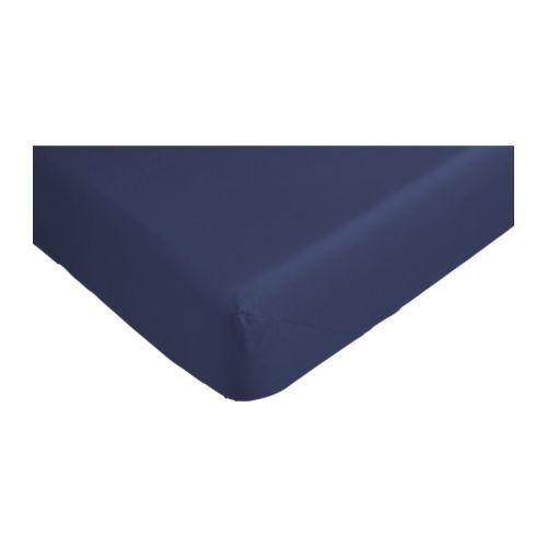 ikea spannbettlaken dvala bettlaken 160 200 200 160 cm baumwolle neu ovp traumfabrik xxl. Black Bedroom Furniture Sets. Home Design Ideas