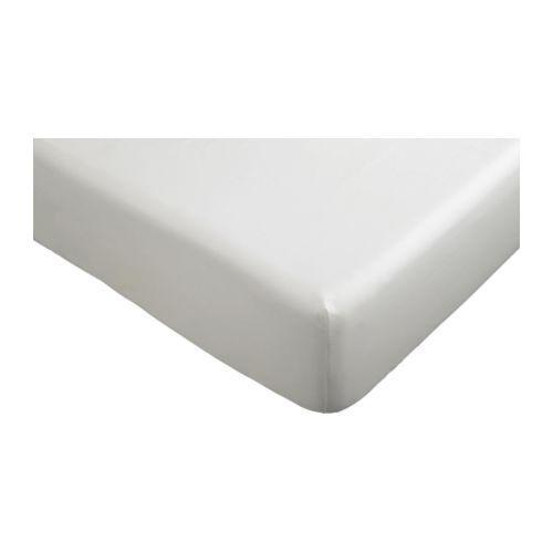 ikea spannbettlaken dvala bettlaken 160 200 200 160 cm. Black Bedroom Furniture Sets. Home Design Ideas