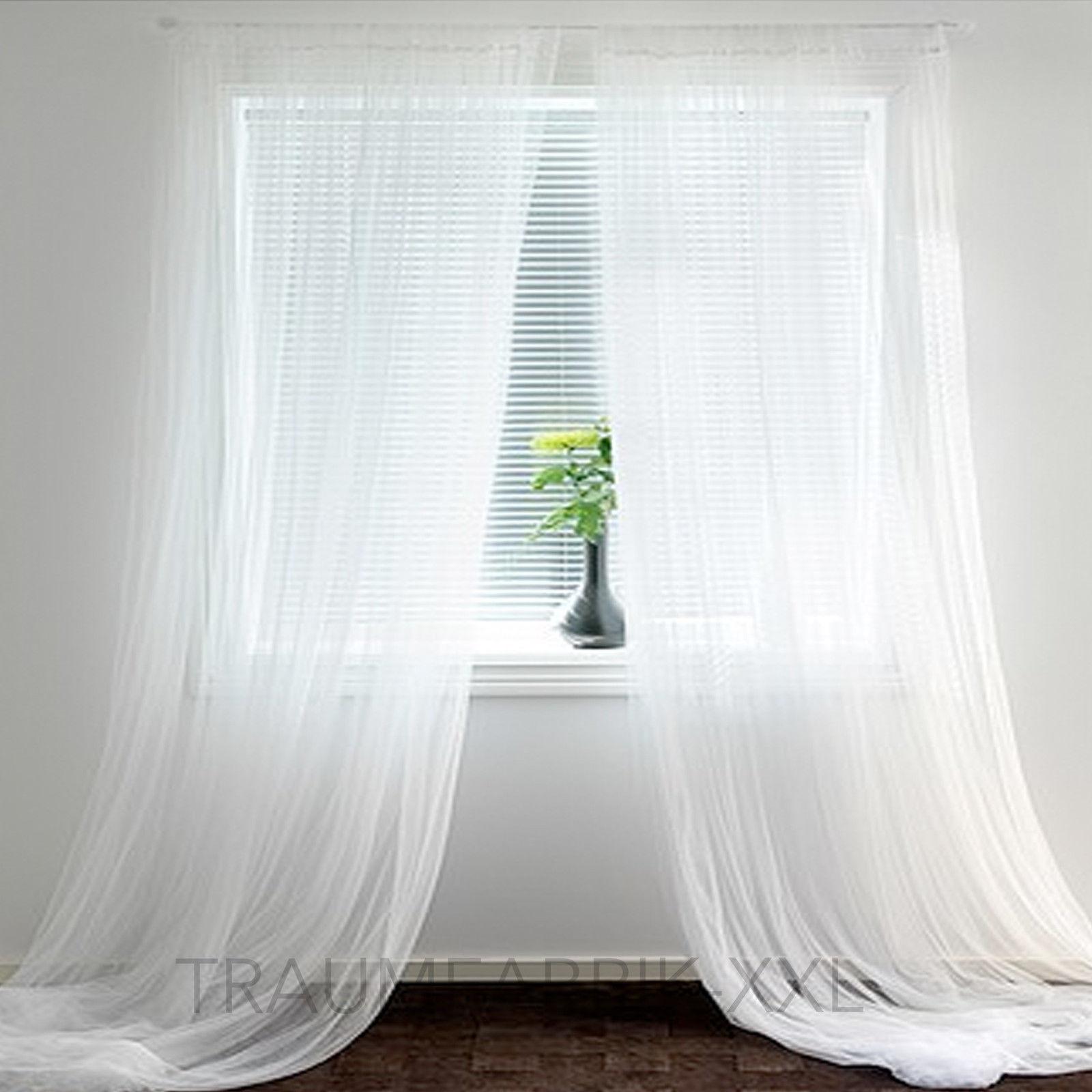 Ikea Vorhang ikea 2 gardinenschals gardinenschal vorhang schlaufenschal gardine