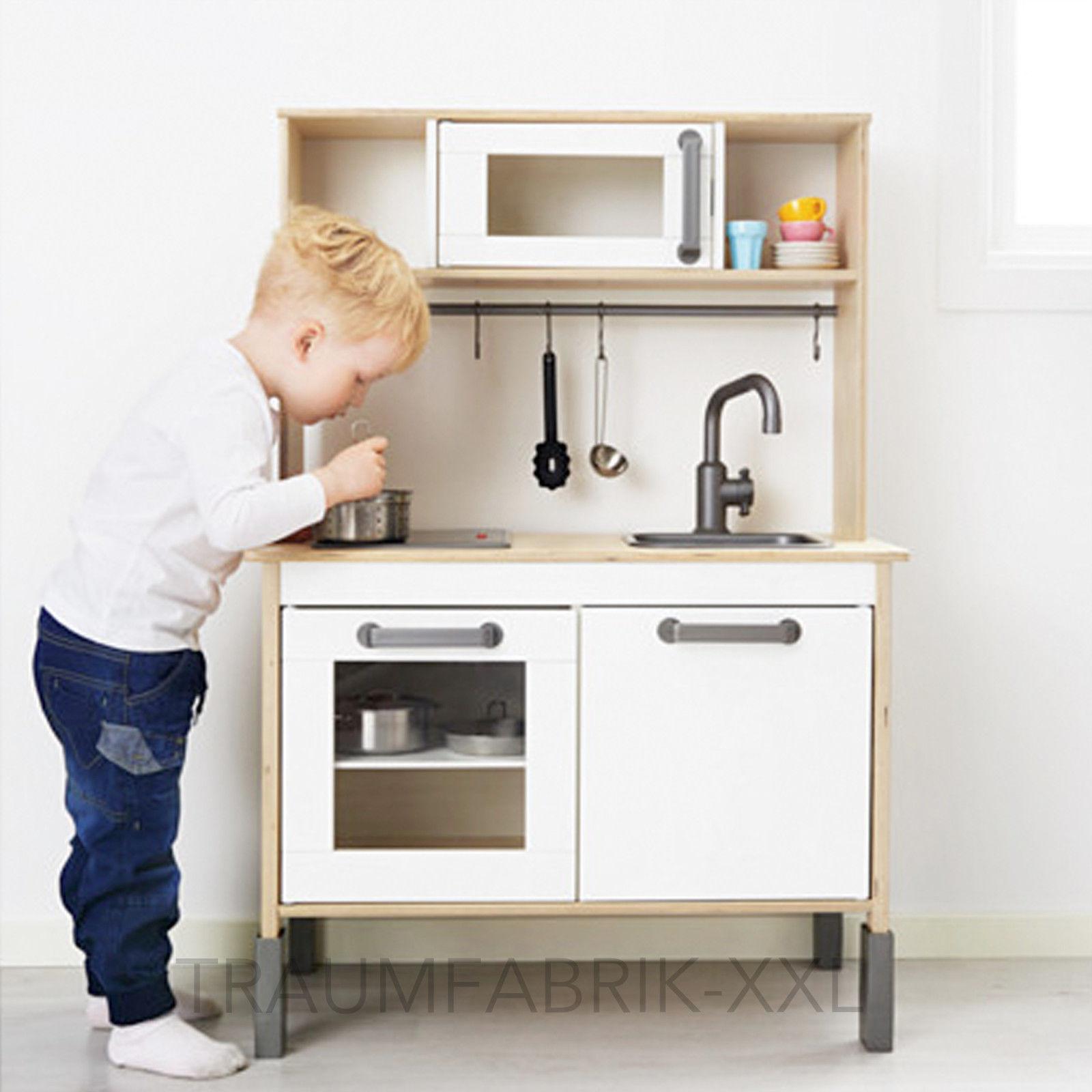 IKEA DUKTIG Holz Spiel Küche Kinder Baby Wohnen Ober+Unterteil OVP * BPA  Frei *