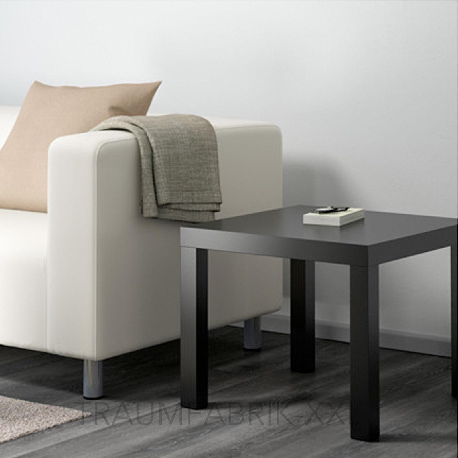 Wohnzimmer Möbel DekoGlas IKEA Lack Beistelltisch Couchtisch ...