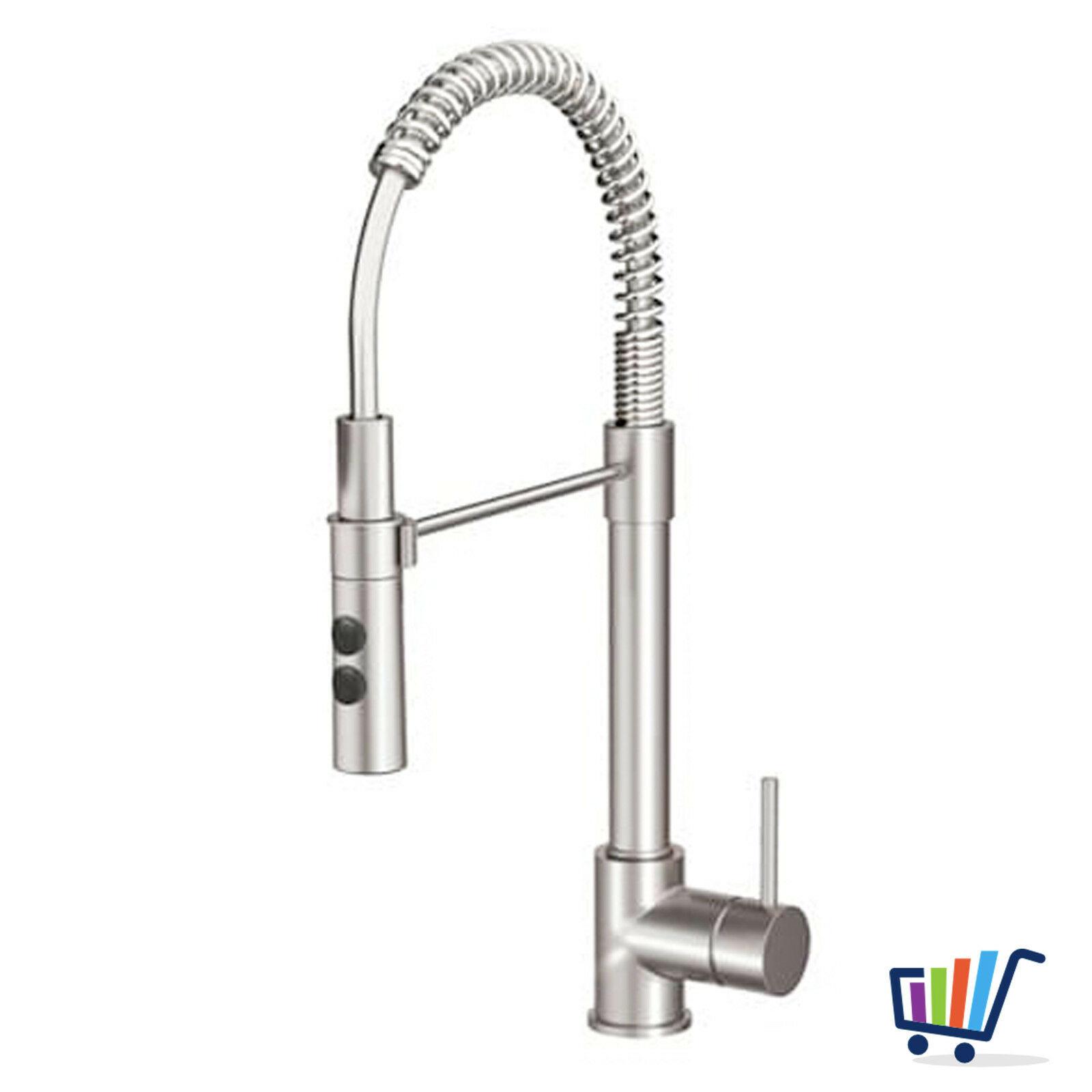 IKEA VIMMERN Mischbatterie mit Brause Küchenarmatur Küche Wasserhahn NEU &  OVP