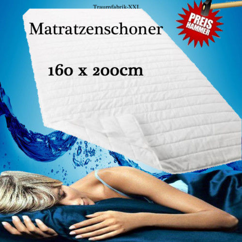 ikea matratzenschutz matratzenschoner schoner matratze auflage schutz neu ovp traumfabrik xxl. Black Bedroom Furniture Sets. Home Design Ideas