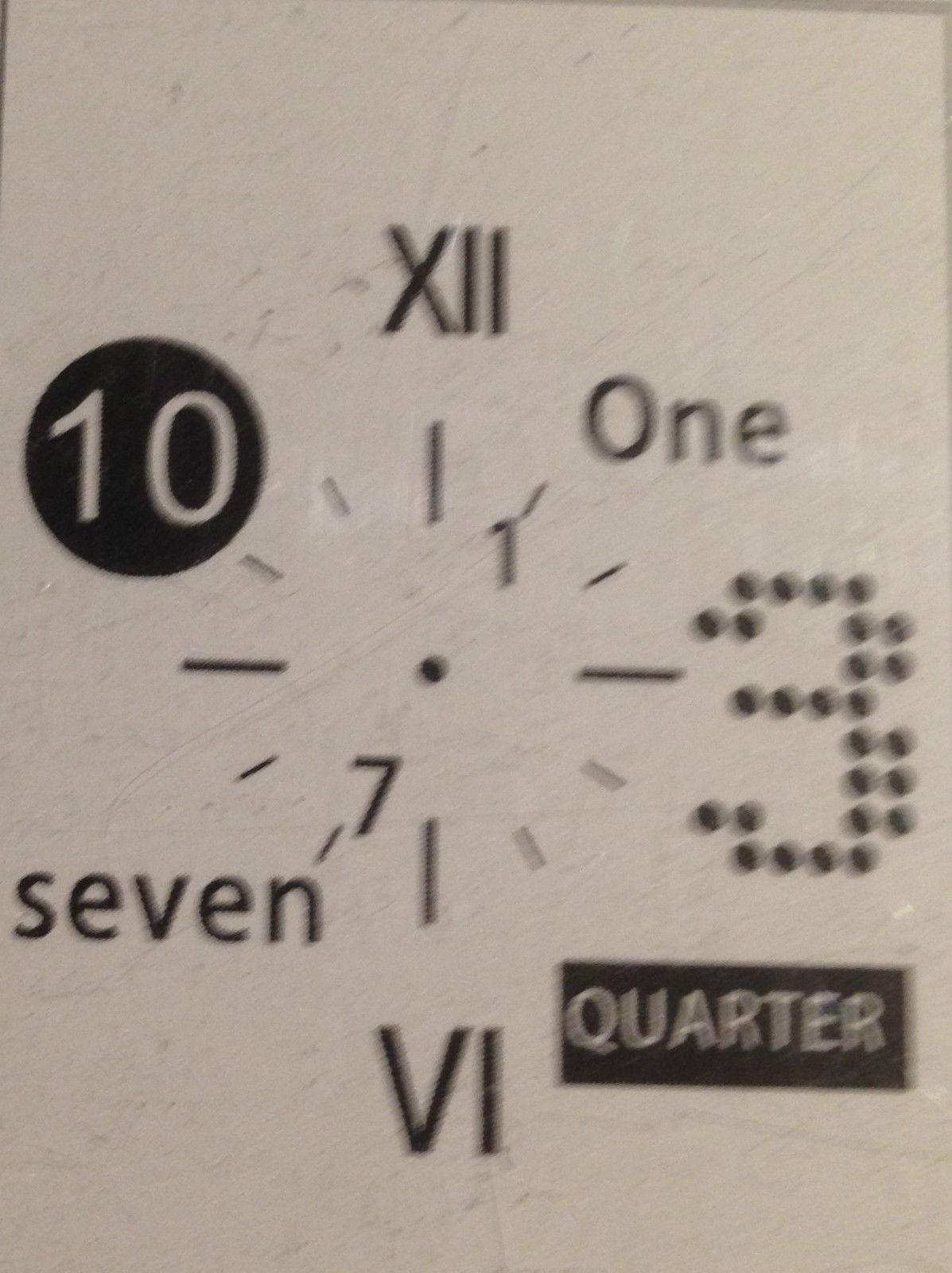 Xl Wandtattoo Uhr Wanduhr Mit Uhrwerk Fur Wohnzimmer Kuche Zahlen Modern 50x70cm