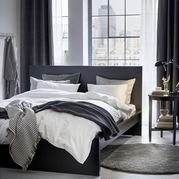 ikea bettw sche bettw scheset nattjasmin 3 teilig 80 80 cm 240 220 cm wei neu traumfabrik xxl. Black Bedroom Furniture Sets. Home Design Ideas