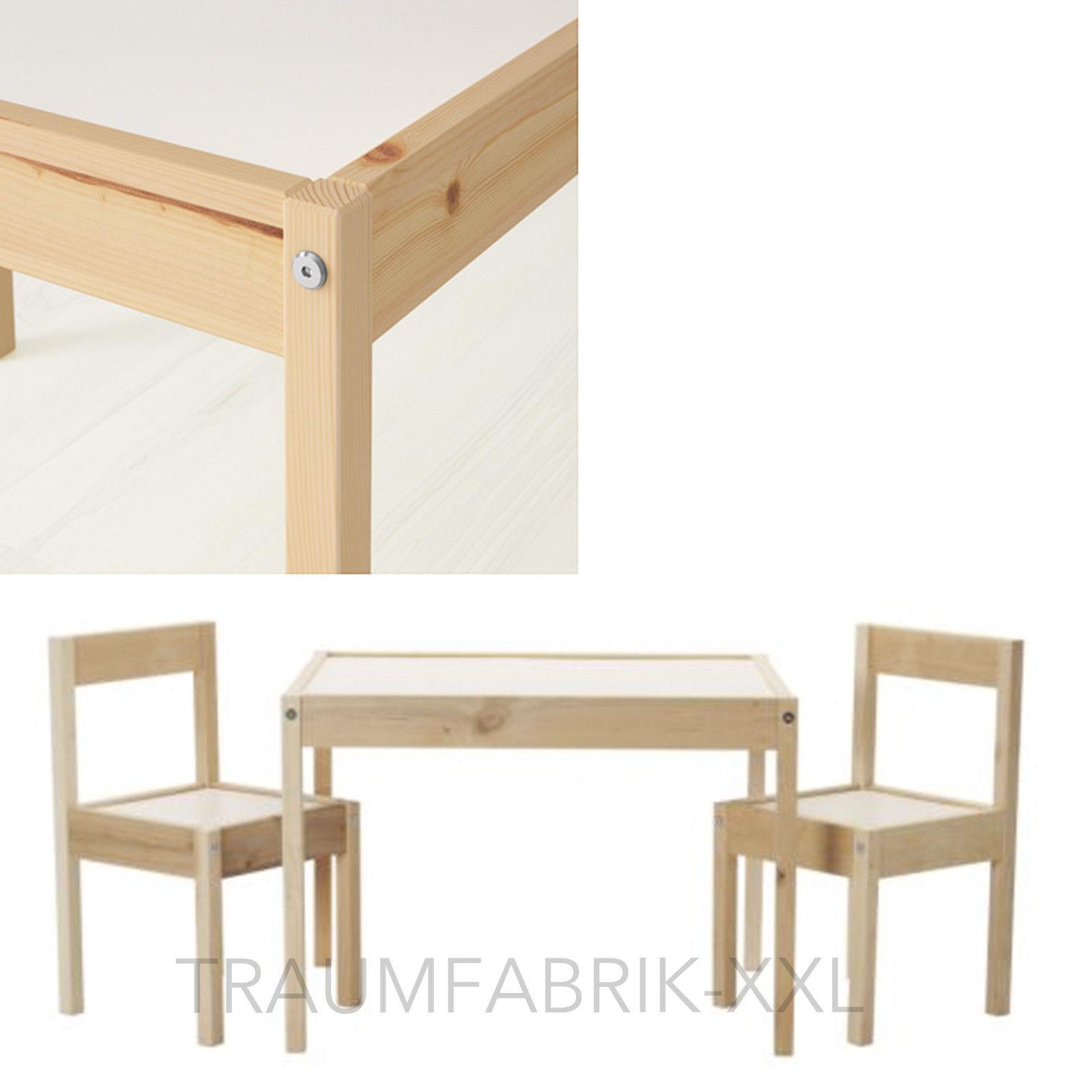 Ikea Latt Kindertisch 2 Stuhlen Tisch Kinder Kindermobel