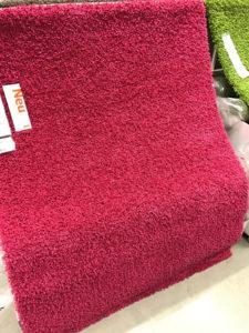ikea hampen teppich langflor pink langflor hochflor l ufer br cke 195 x 133 cm traumfabrik xxl. Black Bedroom Furniture Sets. Home Design Ideas