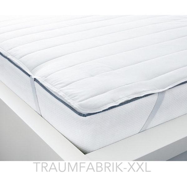 ikea matratzenschutz matratzenschoner matratzen schoner matratzenauflage neu ovp traumfabrik xxl. Black Bedroom Furniture Sets. Home Design Ideas