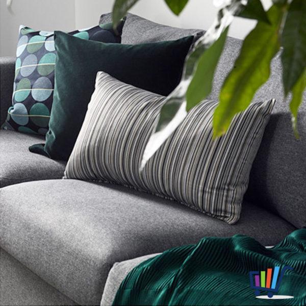 ikea strandkal kissenh lle beige braun dekokissen kissenbezug 40 65 cm bezug neu traumfabrik xxl. Black Bedroom Furniture Sets. Home Design Ideas