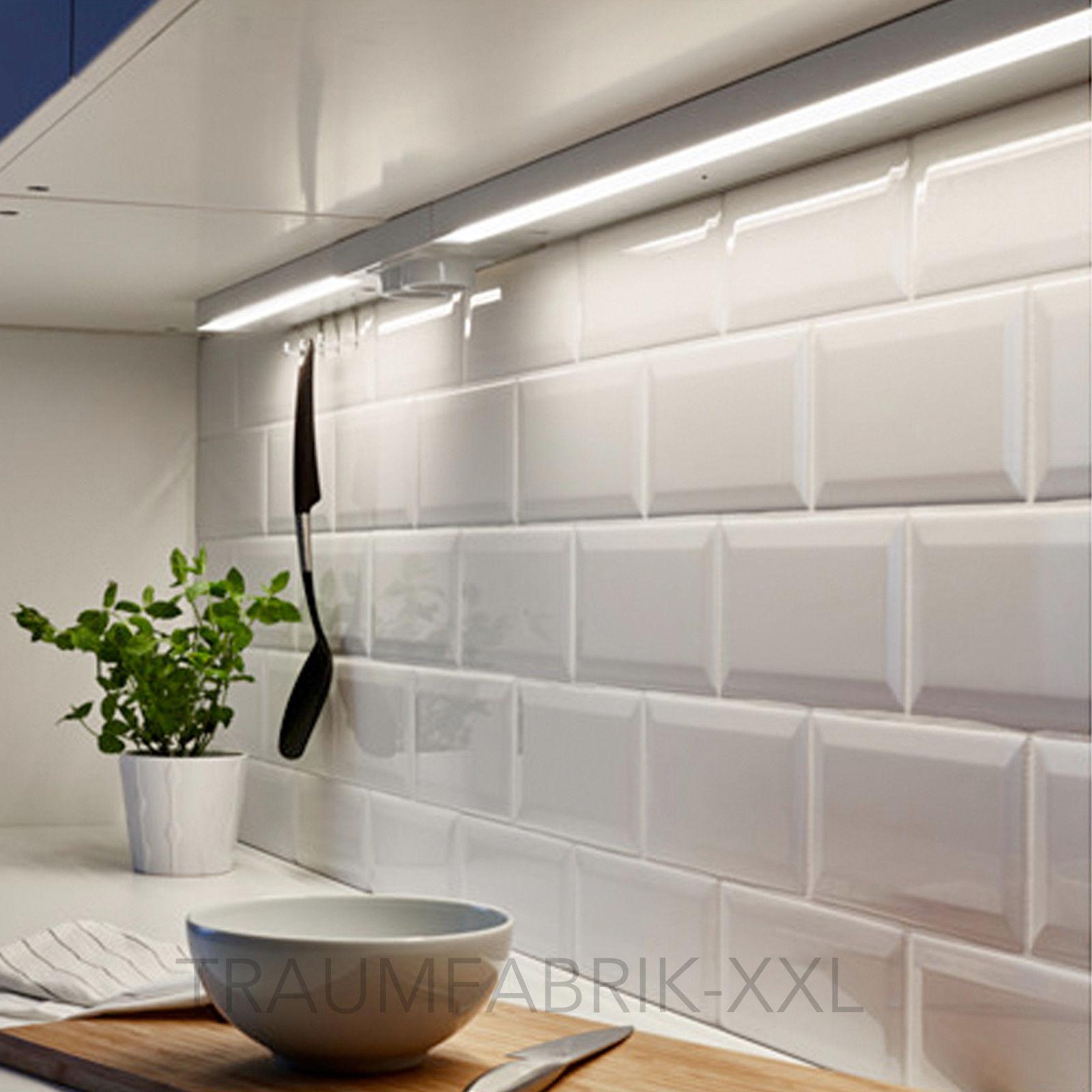 IKEA UTRUSTA Lichtleiste Arbeitsleuchte Küchen LED Beleuchtung 80cm ...
