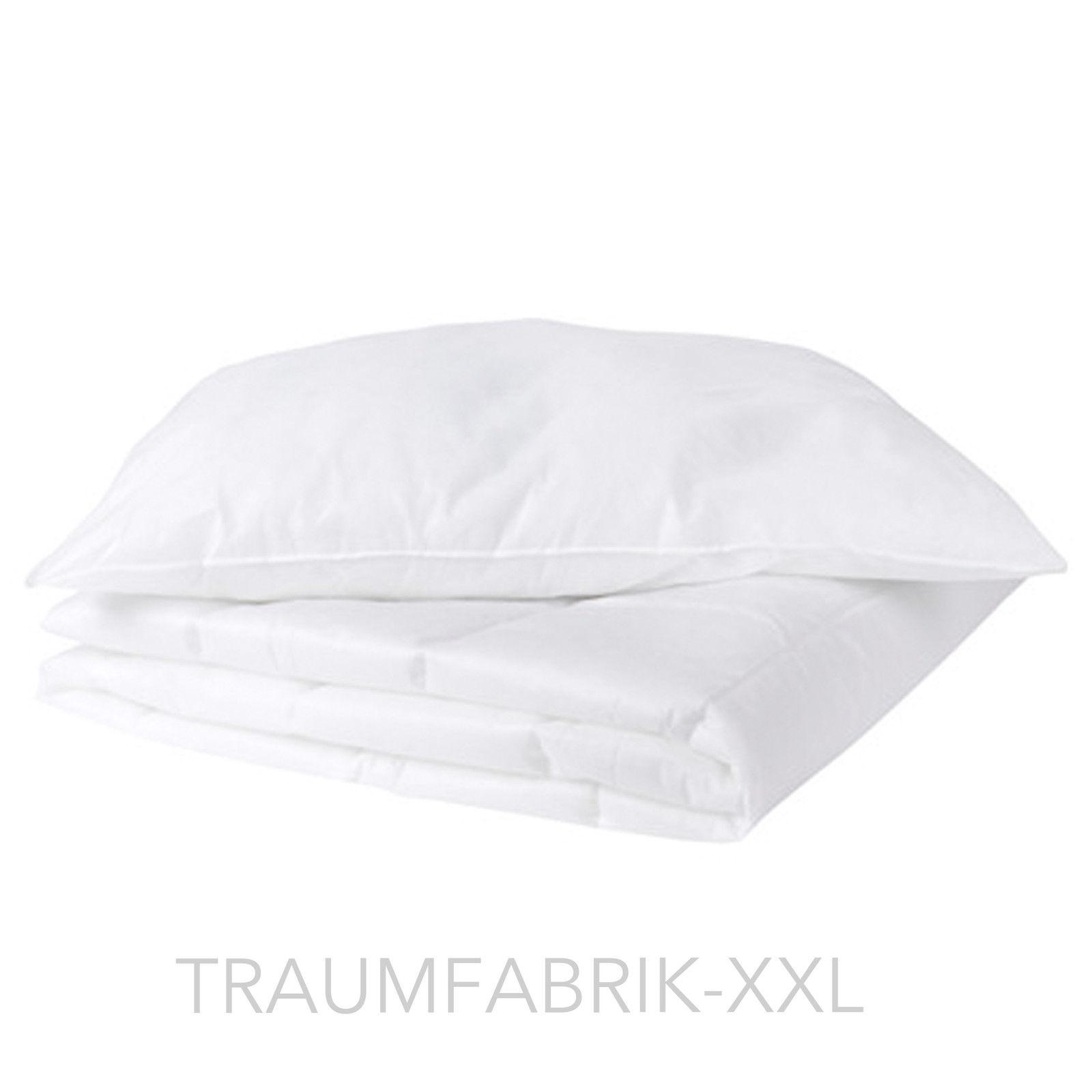 IKEA DAGGROS Bettdecke Und Kopfkissen 2 Tlg Set 140200 80