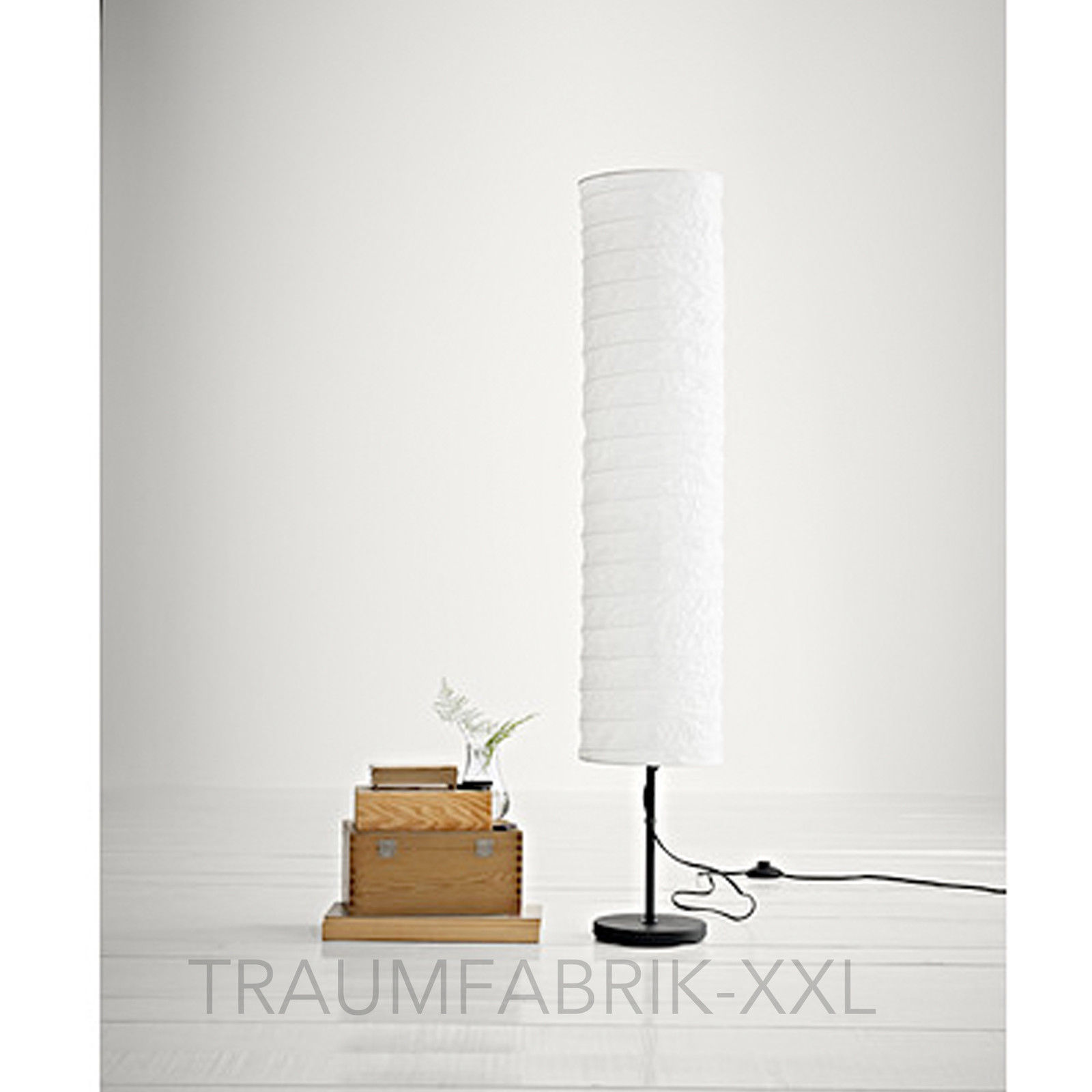 ikea designer lounge lampe leuchte wei stehlampe stehleuchte tischlampe neu ovp traumfabrik xxl. Black Bedroom Furniture Sets. Home Design Ideas