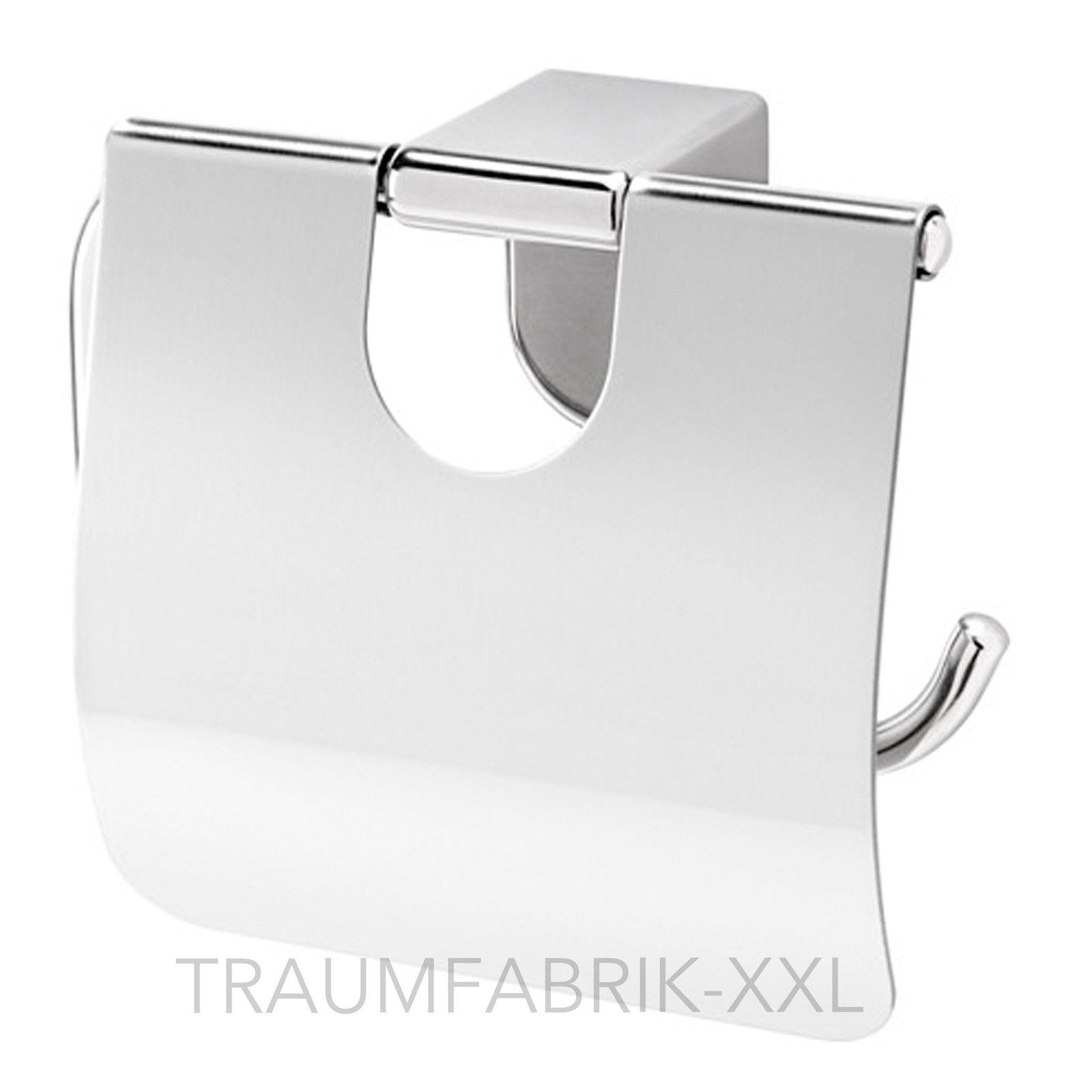 ikea kalkgrund toilettenpapierhalter verchromt wc papier halter wc rollenhalter traumfabrik xxl. Black Bedroom Furniture Sets. Home Design Ideas