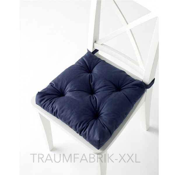 ikea sitzkissen stuhlkissen softkissen kissen ca 40 40 cm. Black Bedroom Furniture Sets. Home Design Ideas
