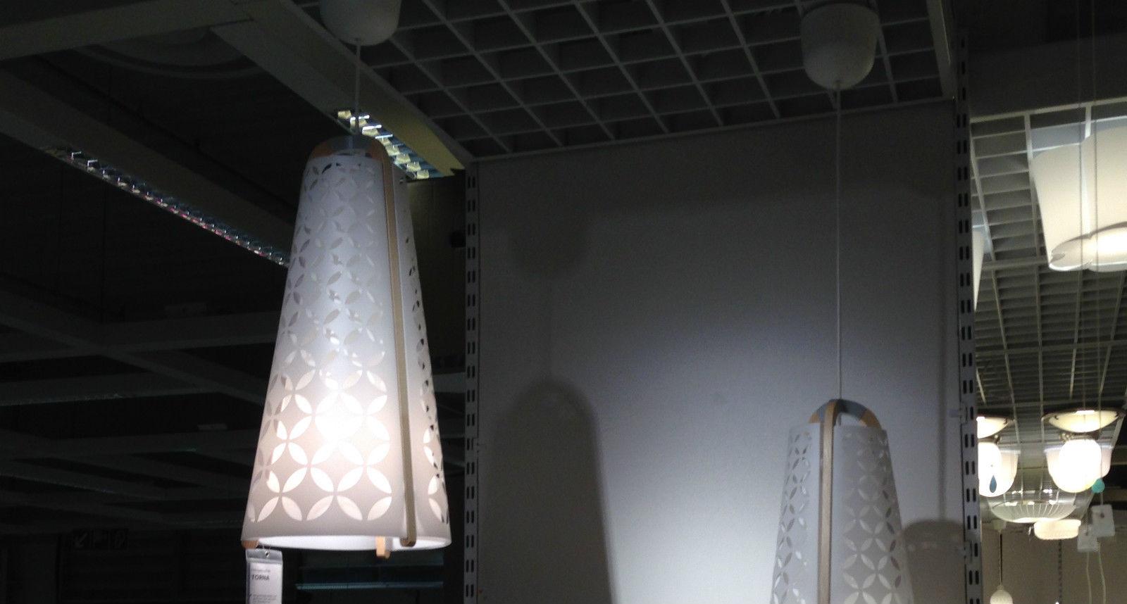 Hängeleuchte Designer Torna Hängelampe Deckenlampe Neu Ikea Lampe Deckenleuchte 1cTlFJK