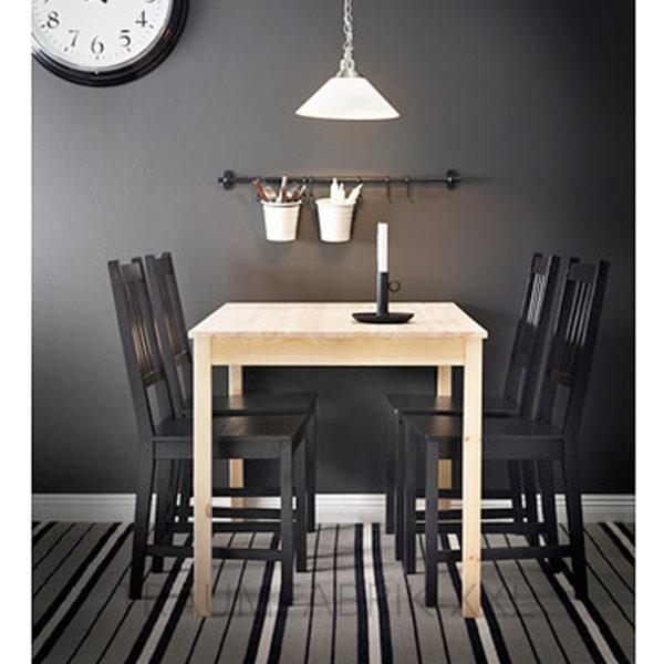 Stunning ikea k che tisch ideas house design ideas for Kleiner tisch kiefer