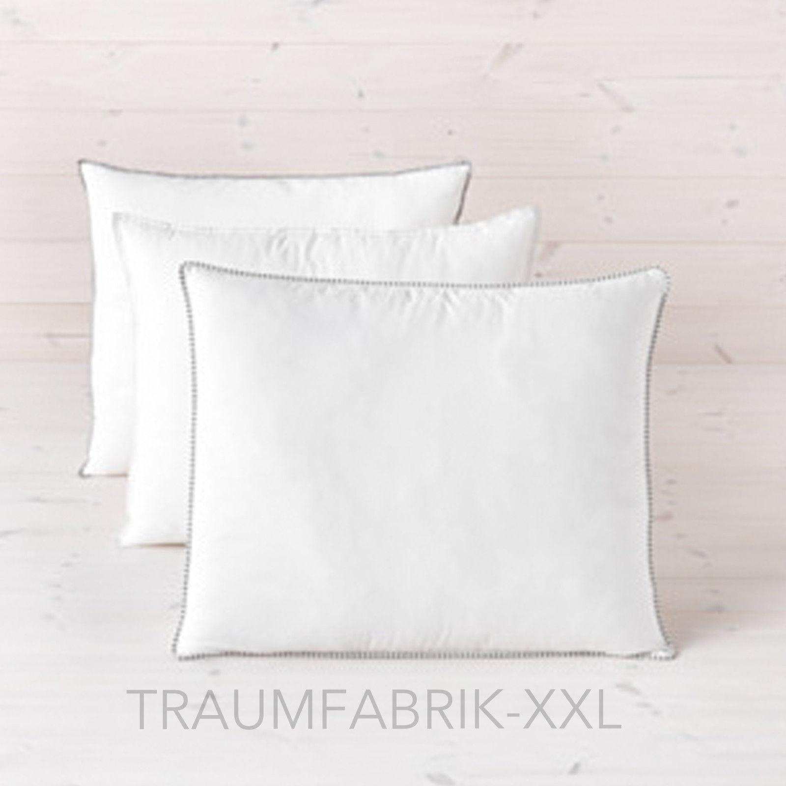ikea axag kopfkissen 80 80 cm fest kissen schlafzimmer ruhekissen inlett neu ovp traumfabrik xxl. Black Bedroom Furniture Sets. Home Design Ideas