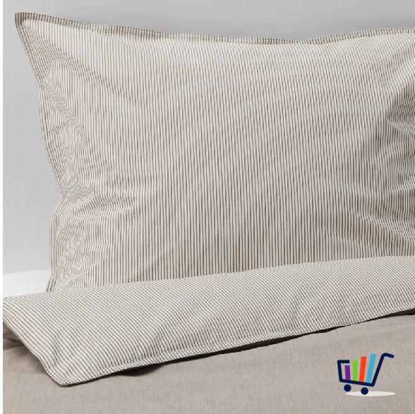 Super IKEA BLÅVINDA Bettwäsche Bettbezug 140×200 cm Bettwäscheset OV85