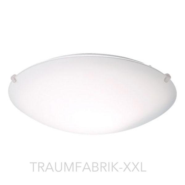 ikea deckenleuchte wei deckenlampe beleuchtung k chenlampe lampe leuchte neu traumfabrik xxl. Black Bedroom Furniture Sets. Home Design Ideas