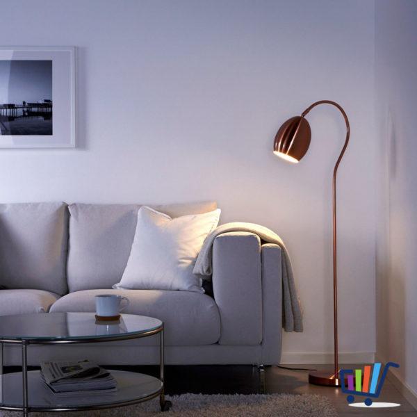 IKEA HOLKYA Standleuchte Lampe Leuchte Stehlampe Stehleuchte ...