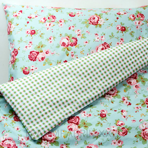 ikea rosali 155 220 2 tlg bettw sche set bettbezug 80 80. Black Bedroom Furniture Sets. Home Design Ideas